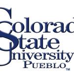 CSU-Pueblo blue Logo